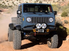 Ver foto 4 de Jeep Mighty FC Concept 2012