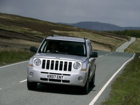 Ver foto 7 de Jeep Patriot 2007