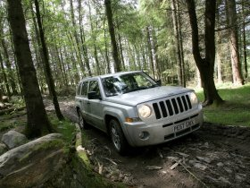 Ver foto 5 de Jeep Patriot 2007