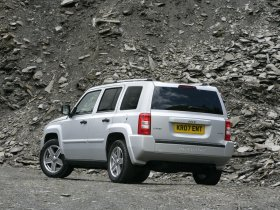 Ver foto 3 de Jeep Patriot 2007