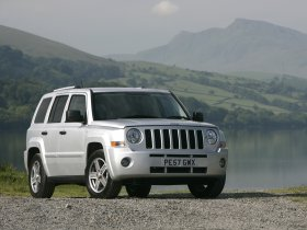 Ver foto 1 de Jeep Patriot 2007