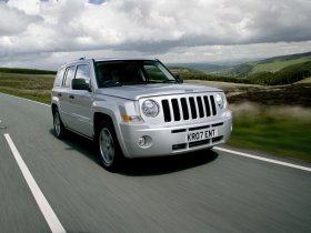 Ver foto 15 de Jeep Patriot 2007