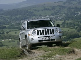 Ver foto 14 de Jeep Patriot 2007
