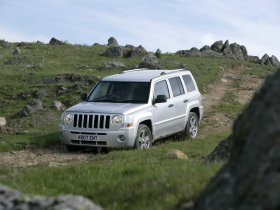 Ver foto 12 de Jeep Patriot 2007