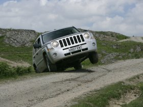 Ver foto 10 de Jeep Patriot 2007