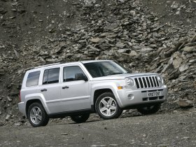 Ver foto 9 de Jeep Patriot 2007