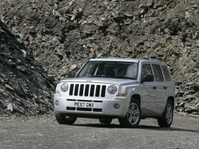 Ver foto 8 de Jeep Patriot 2007
