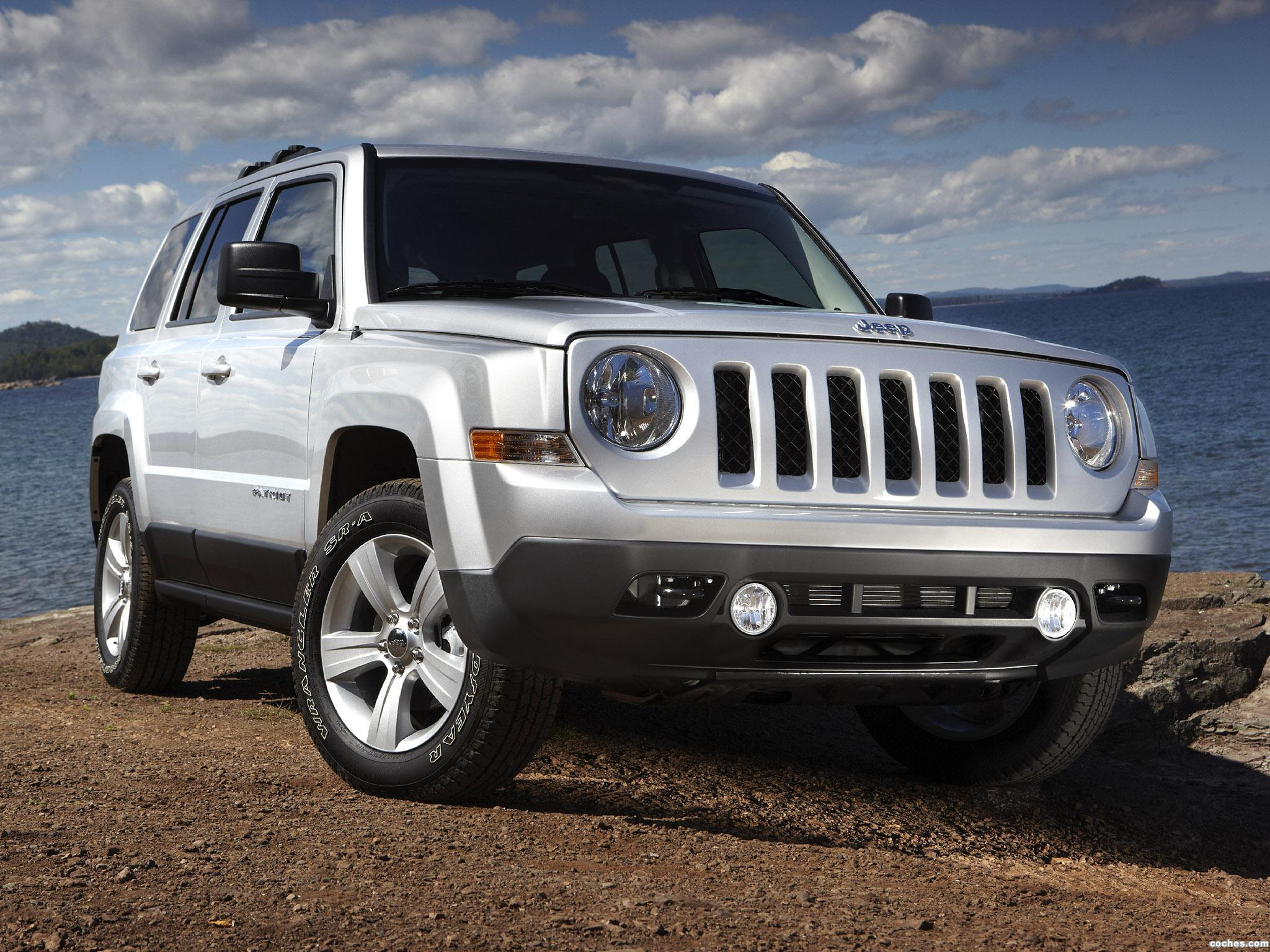 Foto 0 de Jeep Patriot 2010