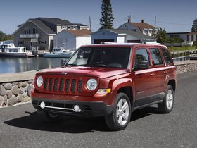 Ver foto 8 de Jeep Patriot 2010