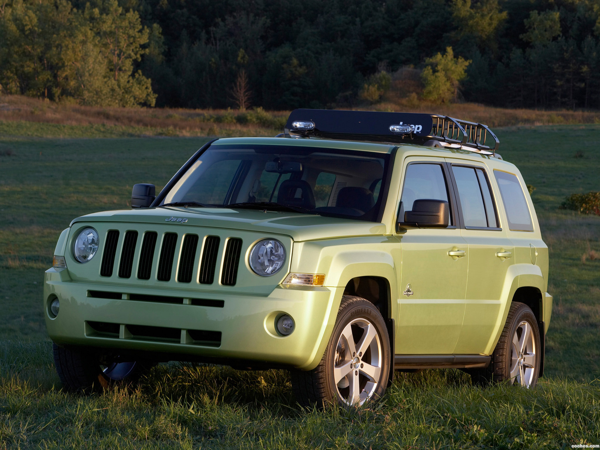 Foto 0 de Jeep Patriot Back Country 2008