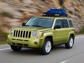 Ver foto 8 de Jeep Patriot Back Country 2008
