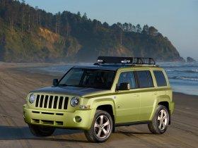 Ver foto 7 de Jeep Patriot Back Country 2008