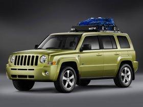 Ver foto 5 de Jeep Patriot Back Country 2008