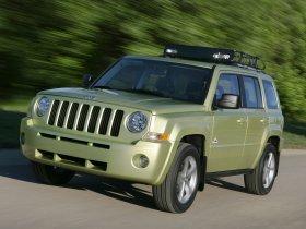 Ver foto 3 de Jeep Patriot Back Country 2008