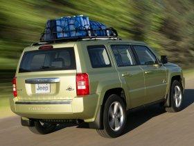 Ver foto 2 de Jeep Patriot Back Country 2008