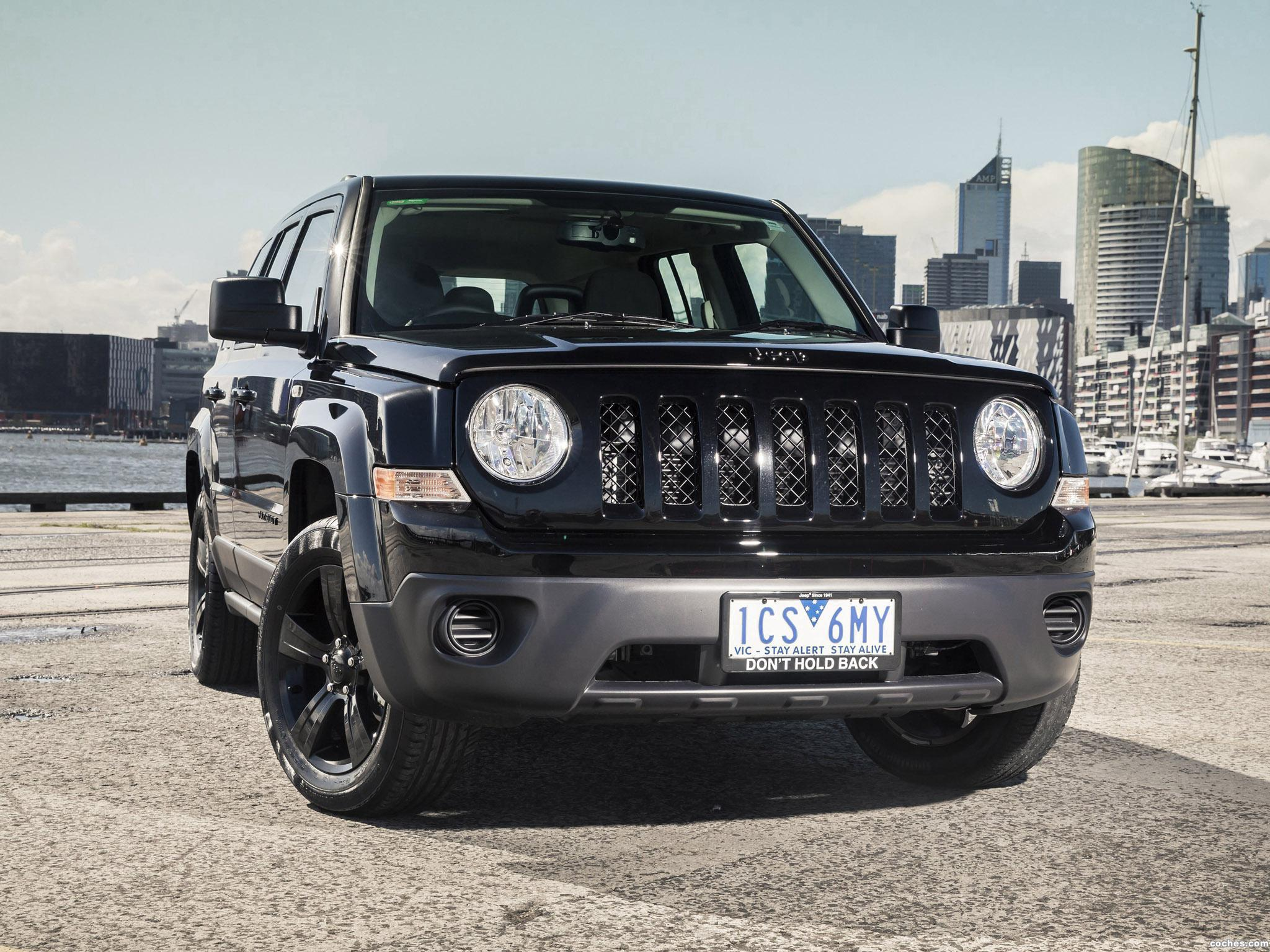 Foto 6 de Jeep Patriot Blackhawk 2015