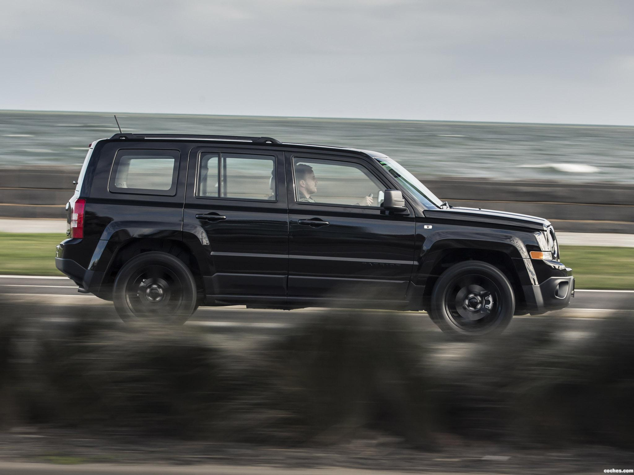 Foto 2 de Jeep Patriot Blackhawk 2015