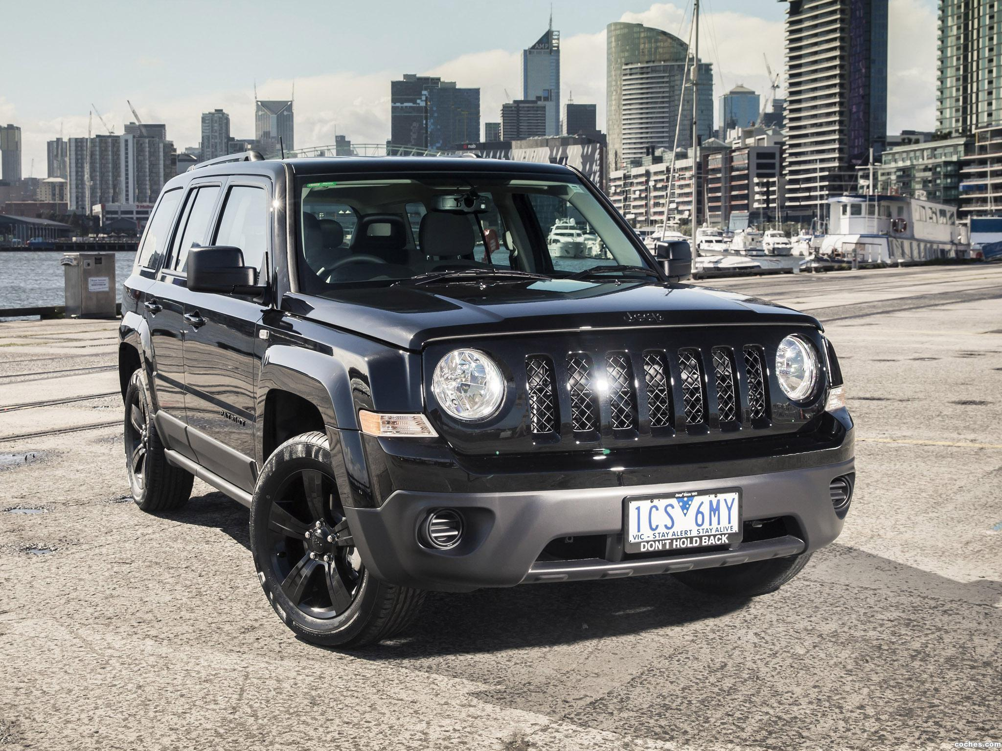 Foto 11 de Jeep Patriot Blackhawk 2015