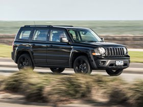 Ver foto 4 de Jeep Patriot Blackhawk 2015