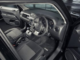 Ver foto 15 de Jeep Patriot Blackhawk 2015