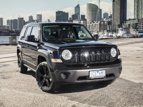 Ver foto 12 de Jeep Patriot Blackhawk 2015