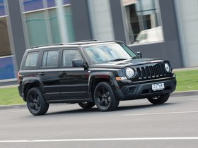 Ver foto 10 de Jeep Patriot Blackhawk 2015