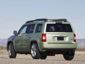 Ver foto 6 de Jeep Patriot EV Concept 2009
