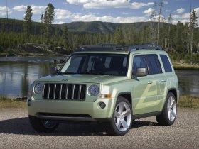 Ver foto 5 de Jeep Patriot EV Concept 2009