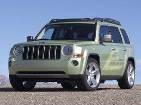 Ver foto 4 de Jeep Patriot EV Concept 2009