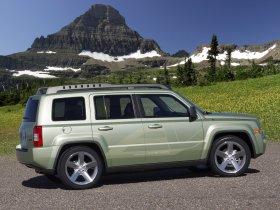Ver foto 2 de Jeep Patriot EV Concept 2009