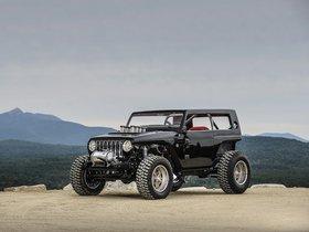 Ver foto 6 de Jeep Quicksand Concept 2017