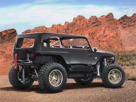 Ver foto 4 de Jeep Quicksand Concept 2017