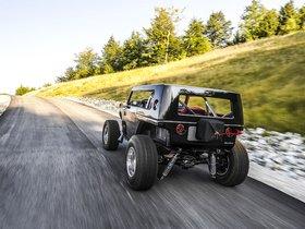 Ver foto 2 de Jeep Quicksand Concept 2017