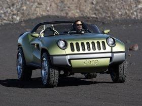 Ver foto 8 de Jeep Renegade Concept 2008
