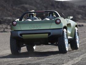 Ver foto 7 de Jeep Renegade Concept 2008