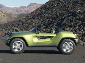 Ver foto 6 de Jeep Renegade Concept 2008