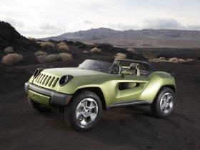 Ver foto 5 de Jeep Renegade Concept 2008
