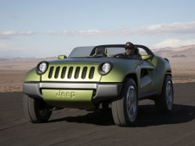 Fotos de Jeep Renegade Concept 2008