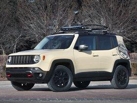Ver foto 1 de Jeep Renegade Desert Hawk Concept 2015
