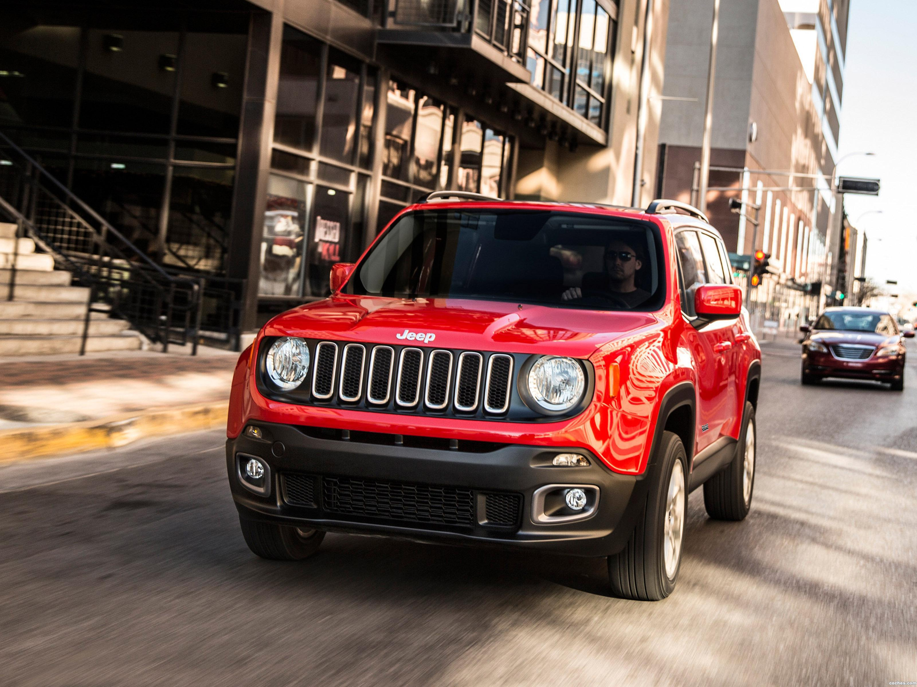 Foto 0 de Jeep Renegade Latitude 2014