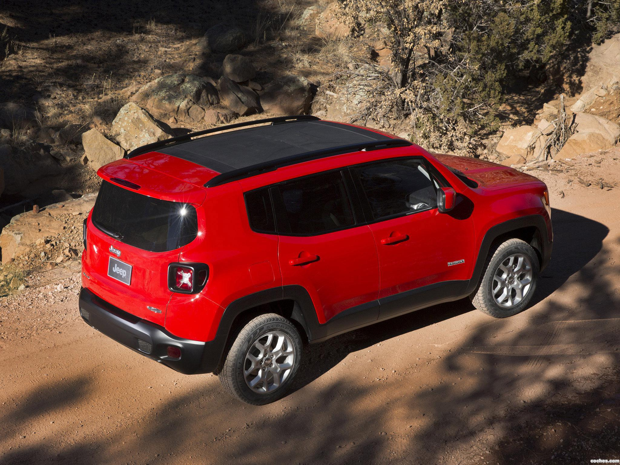 Foto 9 de Jeep Renegade Latitude 2014
