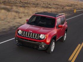 Ver foto 2 de Jeep Renegade Latitude 2014