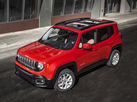 Fotos de Jeep Renegade Latitude 2014