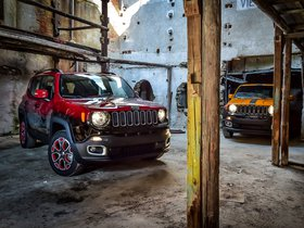 Ver foto 6 de Jeep Renegade Montreux Jazz Festival Showcar by Garage Italia Customs 2015
