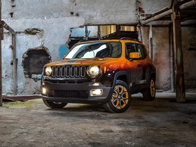 Ver foto 4 de Jeep Renegade Montreux Jazz Festival Showcar by Garage Italia Customs 2015