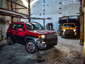 Ver foto 3 de Jeep Renegade Montreux Jazz Festival Showcar by Garage Italia Customs 2015