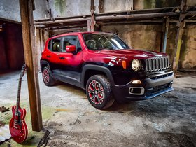 Ver foto 2 de Jeep Renegade Montreux Jazz Festival Showcar by Garage Italia Customs 2015