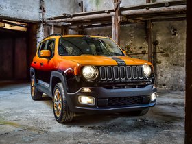 Ver foto 1 de Jeep Renegade Montreux Jazz Festival Showcar by Garage Italia Customs 2015