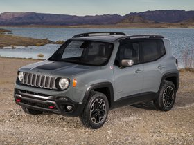Ver foto 10 de Jeep Renegade Trailhawk 2014