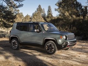 Ver foto 9 de Jeep Renegade Trailhawk 2014